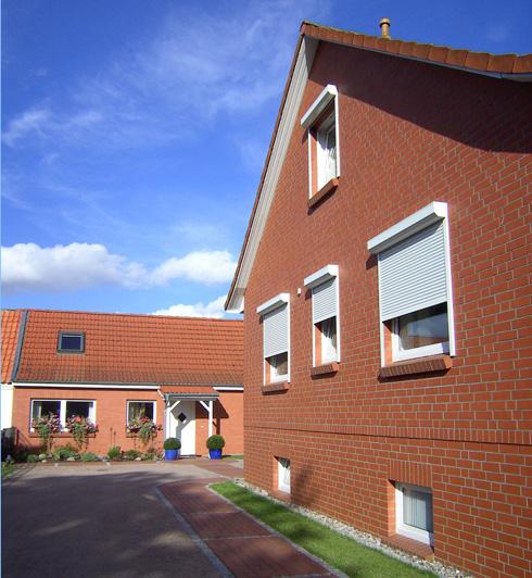 Ferienhaus und -wohnung